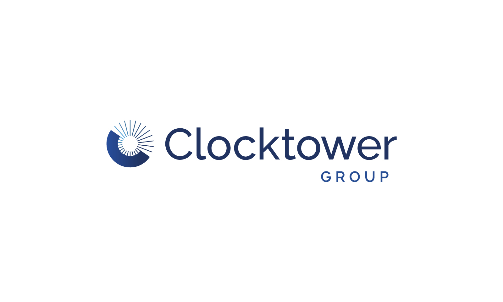 clocktower brand identity design corporate