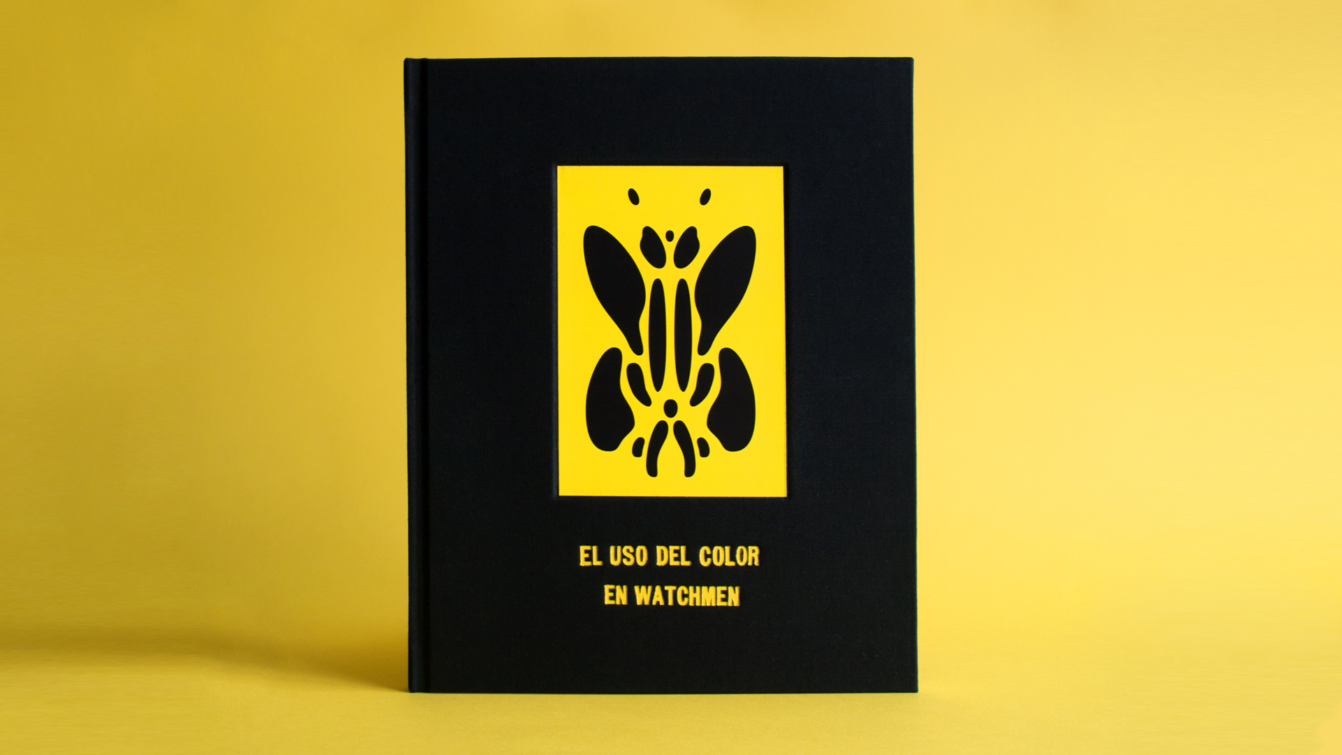 the use of colour in watchmen book design editorial design